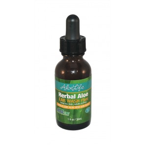 Herbal Aloe Ear Wash Plus 1oz