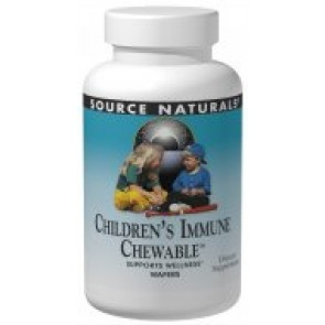 Wellness Children's Immune Chewable 30 wafers