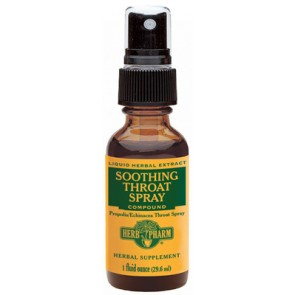 Herb Pharm Echinacea PropolisThroat Spray