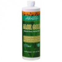 Aloe Gold Whole Leaf Juice Concentrate