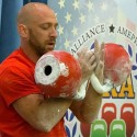 Athletes And Aloe - Olympic Kettle Bell Athlete BJ Bliffert