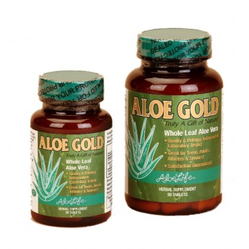 Aloe Gold 90 Tablets