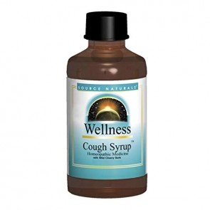 Source Naturals Wellness Cough Syrup 4oz